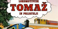 Thomas' Train (Slovenian DVD)