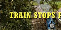 Train Stops Play