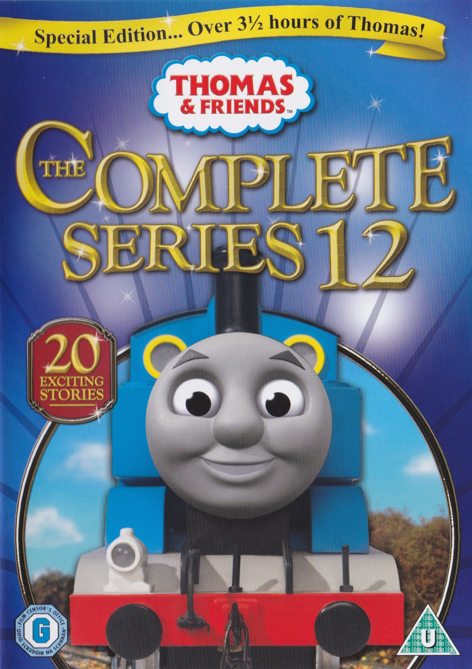 the complete twelfth series thomas the tank engine wikia. Black Bedroom Furniture Sets. Home Design Ideas