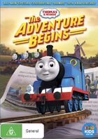 TheAdventureBeginsAUSDVDCover