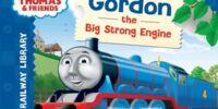 Gordon the Big Strong Engine