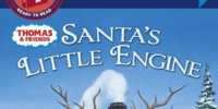 Santa's Little Engine (book)