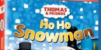 Ho Ho Snowman (Thai DVD)