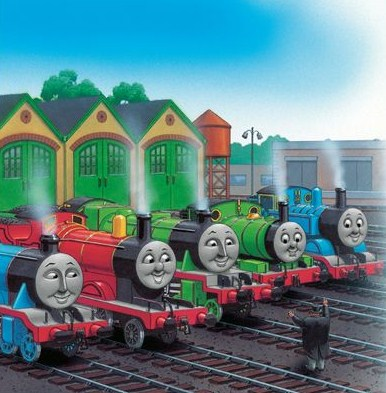 Image Callingallengines Book 3 Png Thomas The Tank
