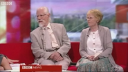 ChristopherandHillaryonBBCNews