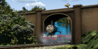 Thomas' Tall Friend