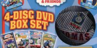 4-Disc DVD Box Set