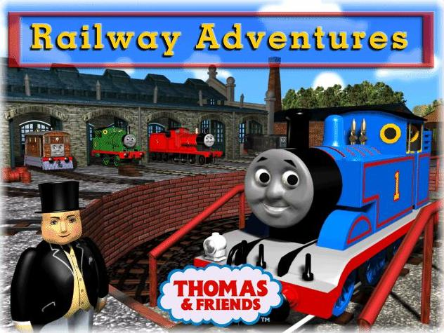 Thomas & Friends: Magical Tracks - Apps on Google Play