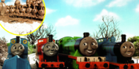 Thomas and the Statue (magazine story)