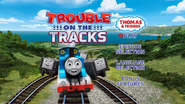 TroubleontheTracksDVDmainmenu