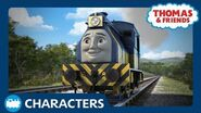 Thomas & Friends Welcome to the Island of Sodor Logan!