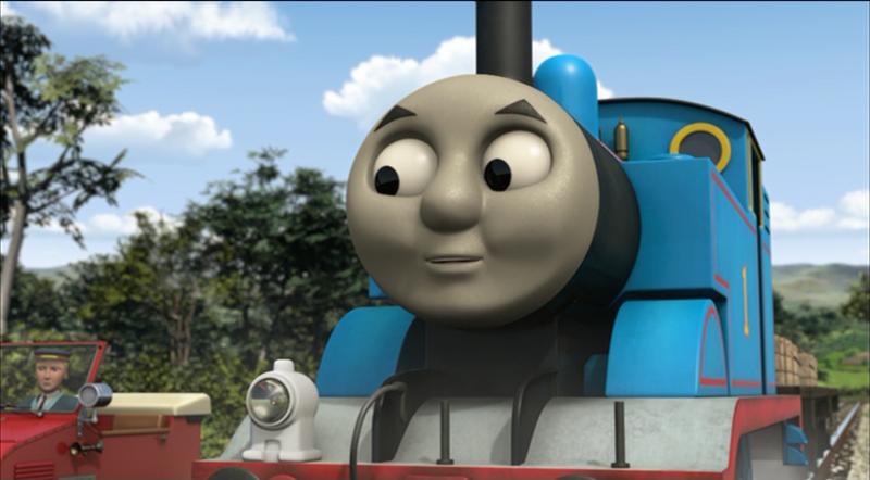 TV版第16シーズンのトロッターさん