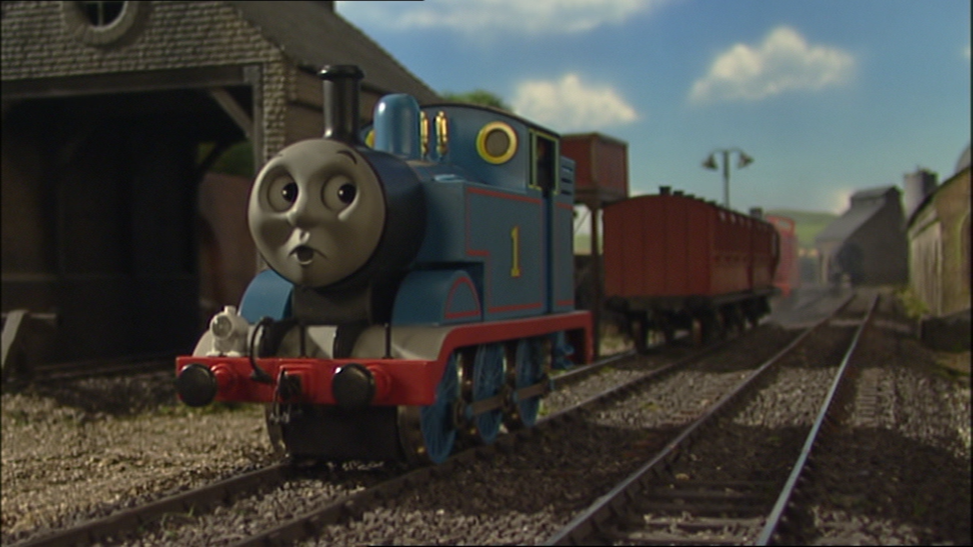 Image Thomassavestheday26 Png Thomas The Tank Engine