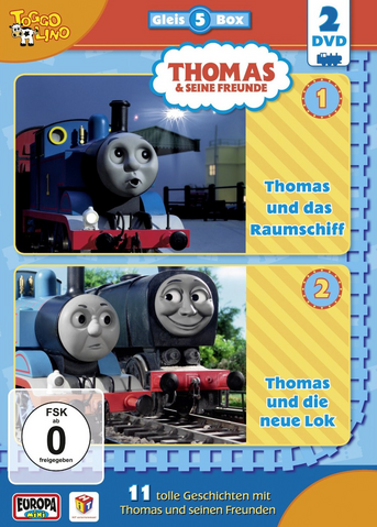 File:ThomasandtheSpaceshipandThomasandtheNewLocomotive(GermanDVD).png