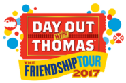 Day out with Thomas 2017 Logo