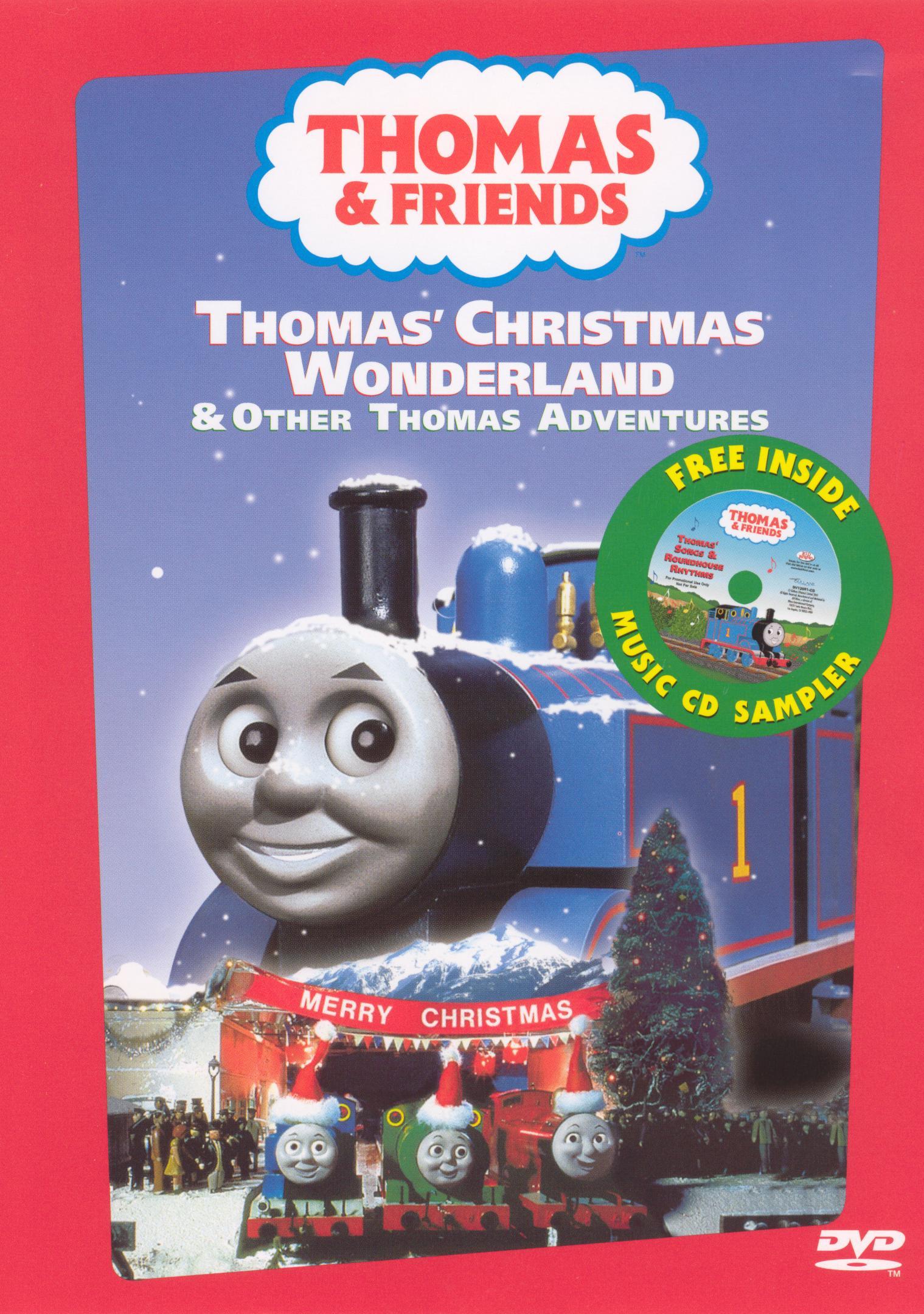Thomas' Christmas Wonderland and Other Thomas Adventures | Thomas ...