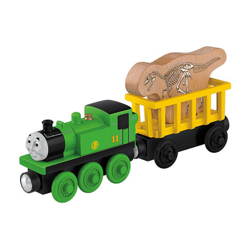 File:WoodenRailwayOliver'sFossilFreight.jpg
