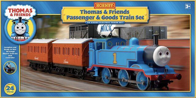 File:HornbyThomasPassengerandGoodsTrainset2009.jpg