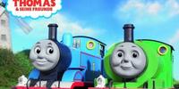Thomas, Percy and the Magic Carpet