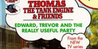 Edward, Trevor and the Really Useful Party (Buzz Book)