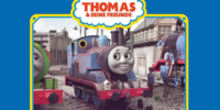 Thomas, James and the Red Balloon (German book)
