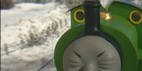 Percy's New Whistle