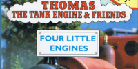 Four Little Engines (Buzz Book)