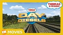Day of the Diesels - US Trailer