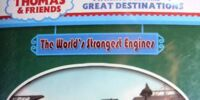The World's Strongest Engine (Philippine DVD)