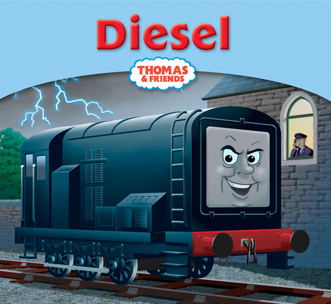 diesel from thomas and friends - photo #15