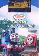 Thomas'TrustyFriendsDVDWithWoodenDuncan