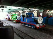Thomas,Percy&RosieDraytonManor