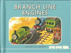 BranchLineEngines2015Cover