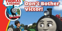 Don't Bother Victor! (book)
