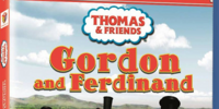 Gordon and Ferdinand (Thai DVD)
