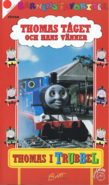 Thomas in Trouble (Swedish VHS)