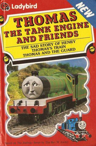File:TheSadStoryofHenry,Thomas'sTrainandThomasandtheGuard(LadybirdBook).jpg