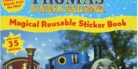 Thomas and the Magic Railroad (sticker book)