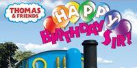 Happy Birthday Sir! (Malaysian DVD)