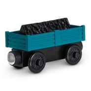 WoodenRailwayBlueCoalCar