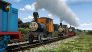 Thomas'CrazyDay22