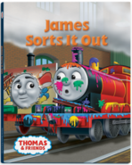 JamesSortsItOutBook