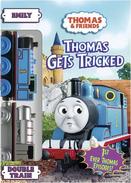 ThomasGetsTrickedDVDwithWoodenThomasandSilverPercy