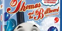 Thomas and the Billboard (Thai DVD)