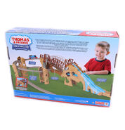 TrackMaster(Fisher-Price)ThomasatActionCanyonboxback