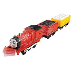 TrackMaster(Fisher-Price)SnowClearingJames