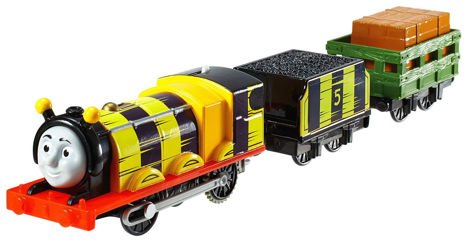 Busy Bee James | Thomas and Friends TrackMaster Wiki ...
