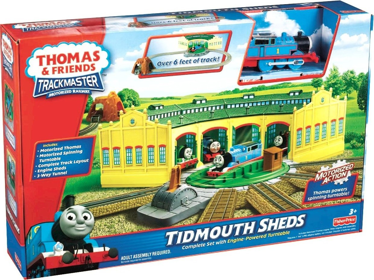 walmart rc toys with File Trackmaster Fisher Price Tidmouthshedsbox on The Simpsons Kwik E Mart Is A Lego Set also MLC 435768180 La Casa De Mickey Mouse Flyn Slids Fisher Price Mattel  JM furthermore 10984488 likewise 52130743 together with File TrackMaster Fisher Price TidmouthShedsbox.