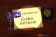 Golden retriever title