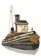 Zebedee - TUGS Photobook Picture